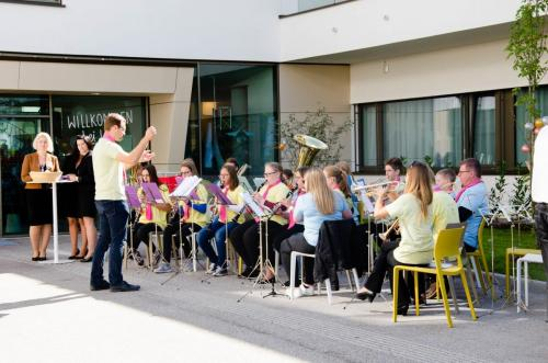 Eröffnung Kinder-Reha-Zentrum
